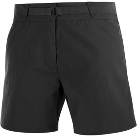 Salomon Outrack Shorts Women, black